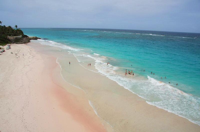 Crane Beach (Barbados)