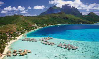 Пляж Матира, Французская Полинезия