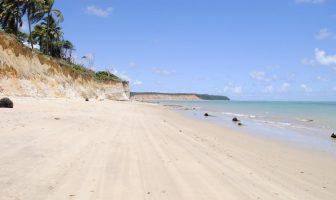 Пляж Карру Кебраду (CarroQuebrado)
