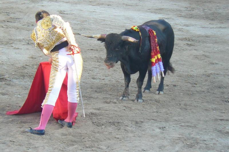 Когда коррида в испании 2018