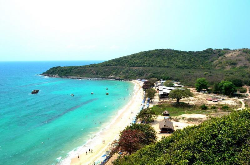 Naul beach, Koh Larn, Паттайя