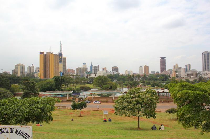 Найроби - столица Кении
