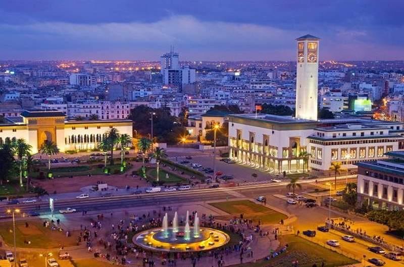 Площадь Мухаммеда V