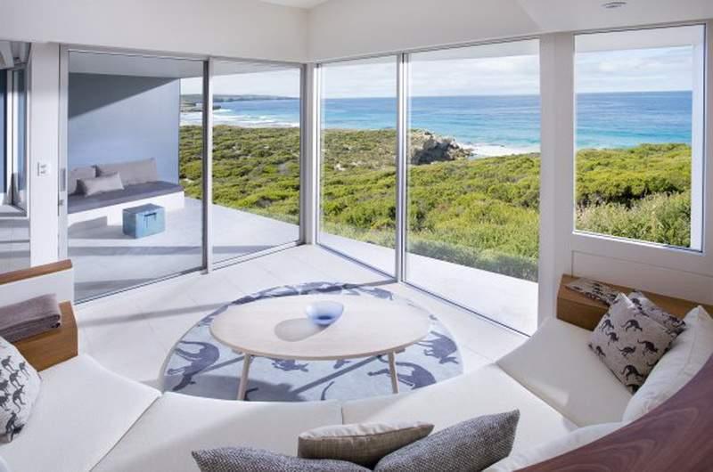 Southern Ocean Lodge на Острове Кенгуру в Австралии