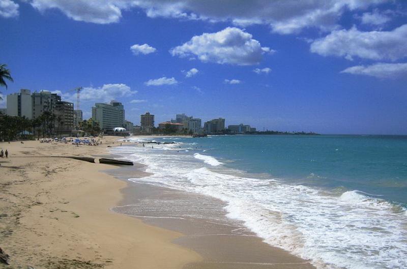 Сondado beach