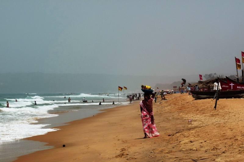 Kalangut (Пляж Калангут)