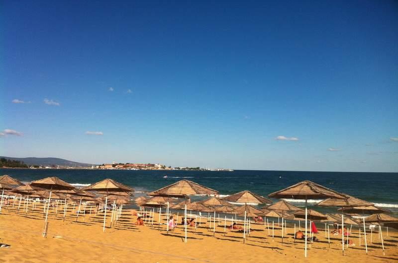 Пляжи Несебра