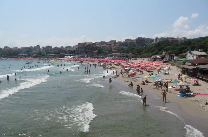 Пляж Старого города