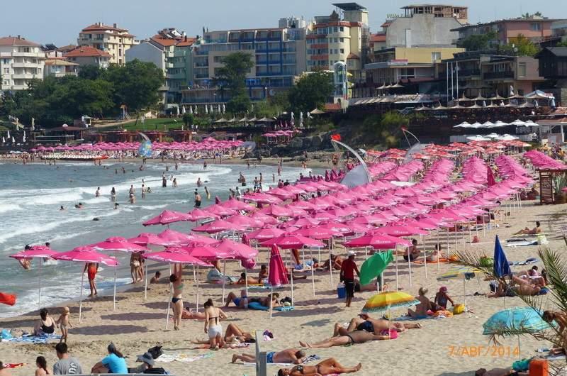 Пляжи Созополя