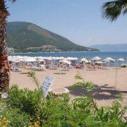 Городской пляж Мармариса, Турция
