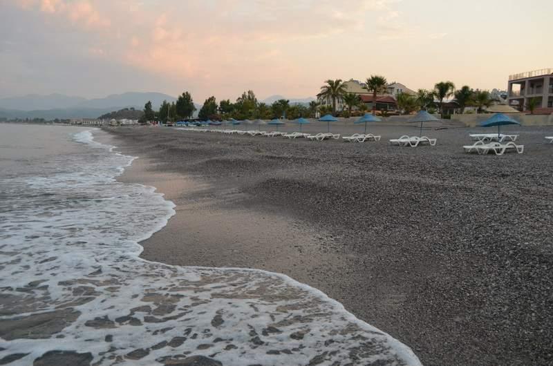 Пляж Чалыш, Фетхие