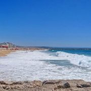 Пляжи Кошта-да-Каприка