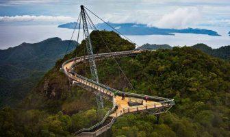 Небесный мост в Лангкави