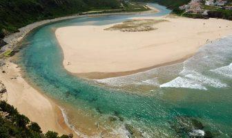 Пляж Одесейше, Португалия