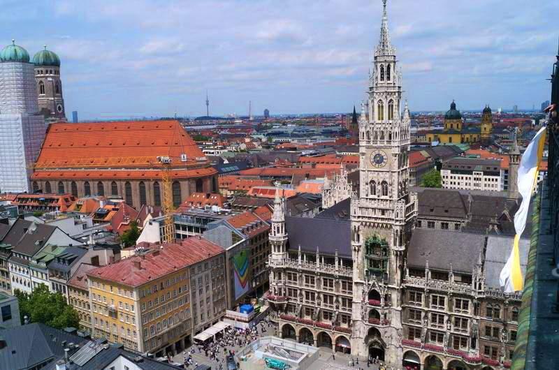 Тур по Мюнхену