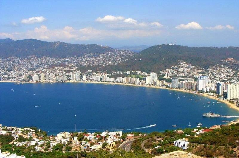 Отдых в Акапулько