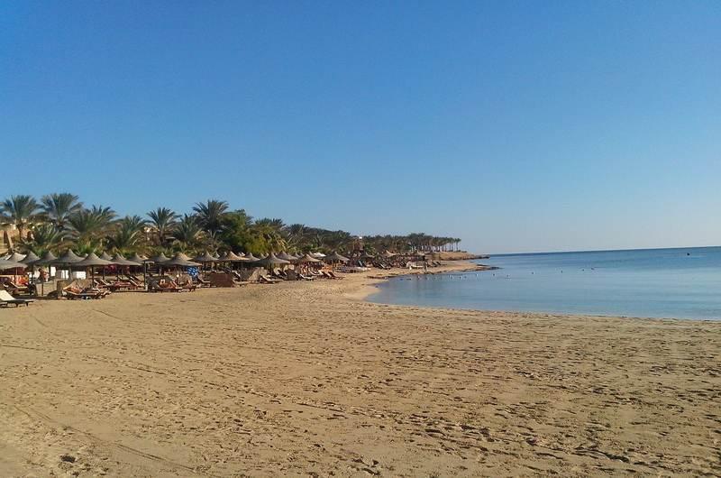 Пляжи Марса Алам