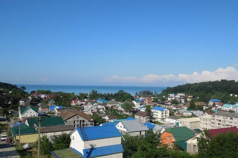 фото посёлок вардане