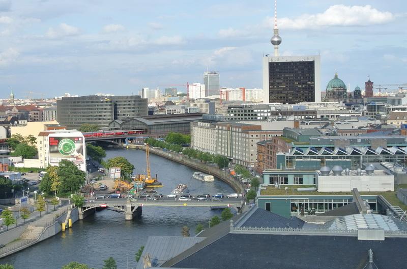 Тур по Берлину