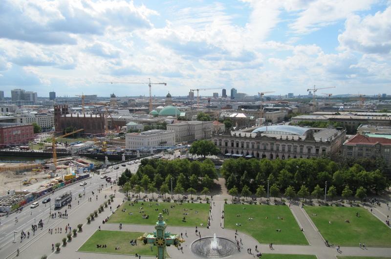 Отдых в Берлине
