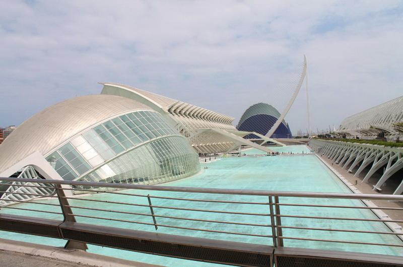 Валенсия, Город искусств и наук