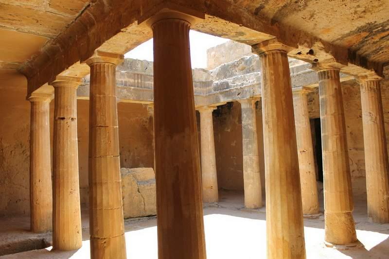 Археологический парк (Kato Pafos)