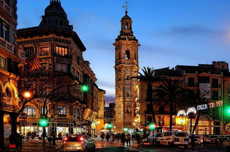 Валенсия, улица Мира