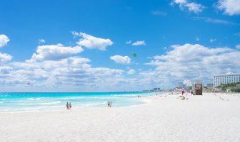 Пляж Chakmul Канкун