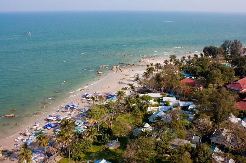 Пляжи Хуа-Хина