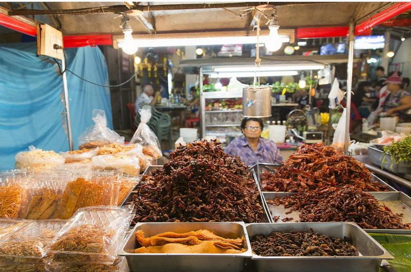 Ночной рынок в Хуа-Хине