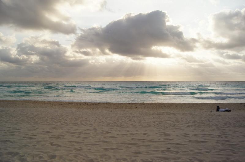 Пляж Pearl Канкун