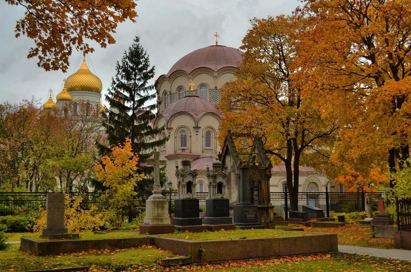 Москва, Новодевичье кладбище