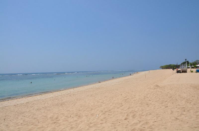 Пляжи Нуса-Дуа