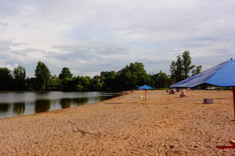 Озеро Безымянное