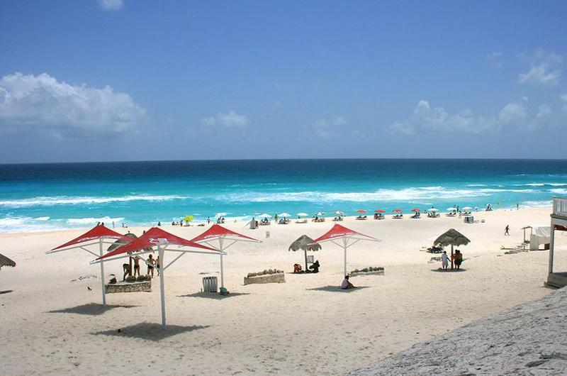 Пляж Punta Nizuc Канкун