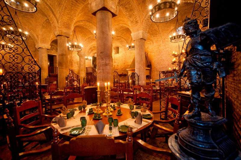Рестораны Стамбула