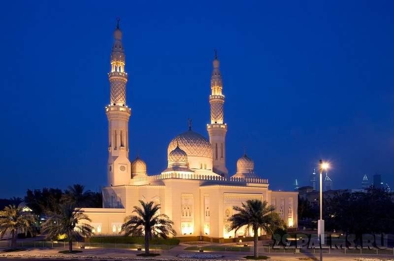 Мечеть Джумейра, Дубай
