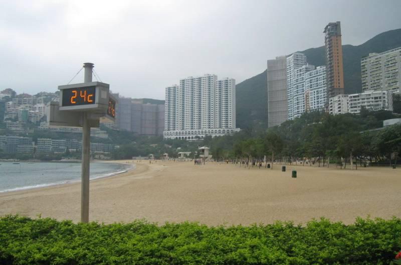 Гонконг. Бухта Отпора