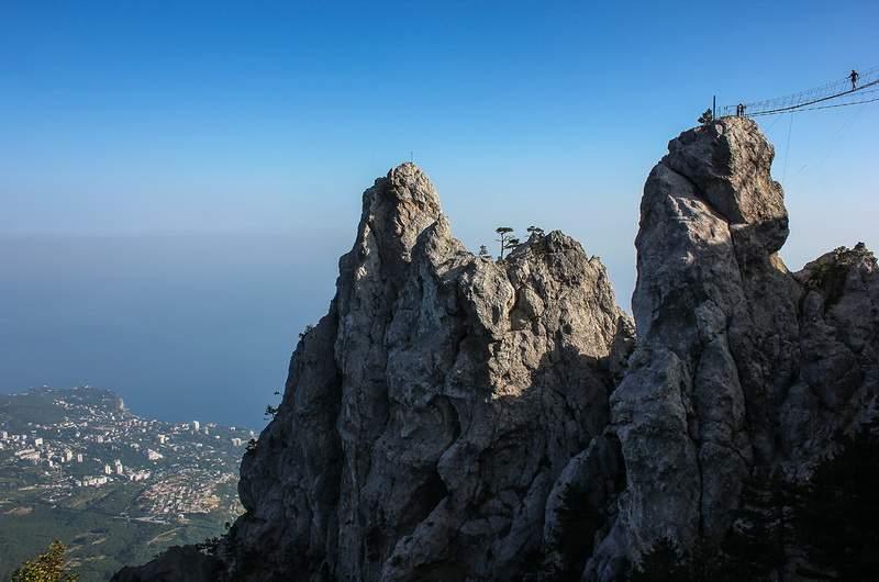 Ай-Петри. Гора Рока