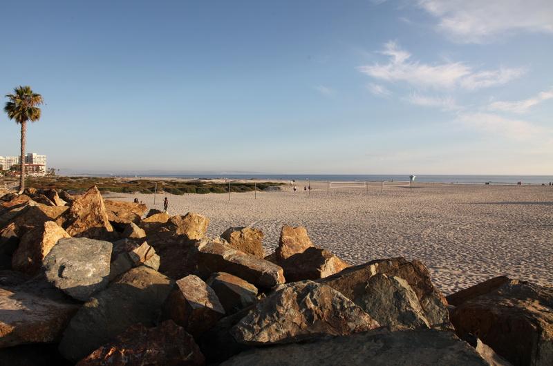 Пляжи Сан-Диего