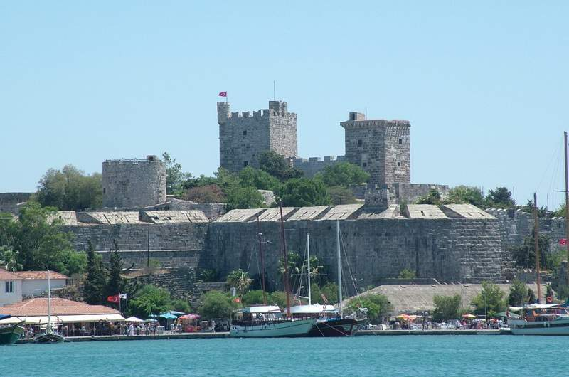 Бодрум. Замок Святого Петра
