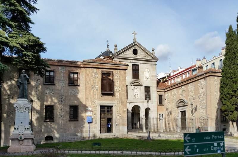 Монастырь Энкарнасьон. Мадрид