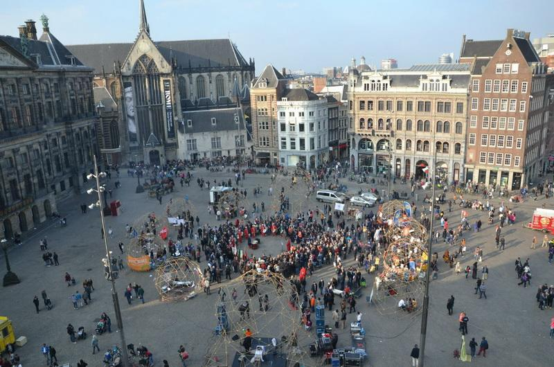 Амстердам. Площадь Дам