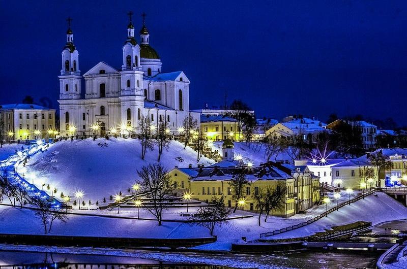 Витебск. Беларусь