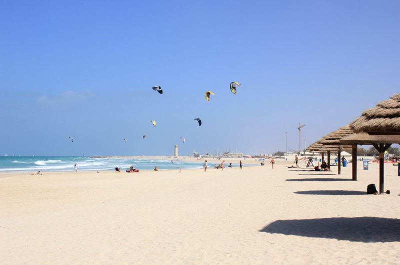 Пляж Kite Beach