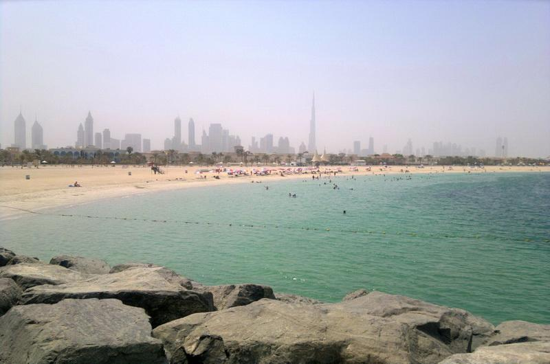 Пляж Open Beach Jumeirah