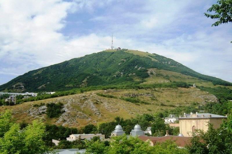 Гора Горячая