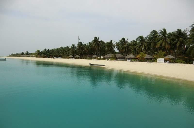 Бангарам, Лакшадвипские острова