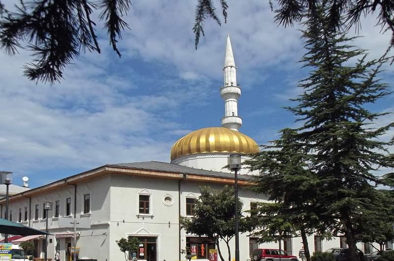 Батуми. Мечеть Орта Джаме