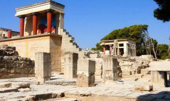 Кносский дворец, Крит